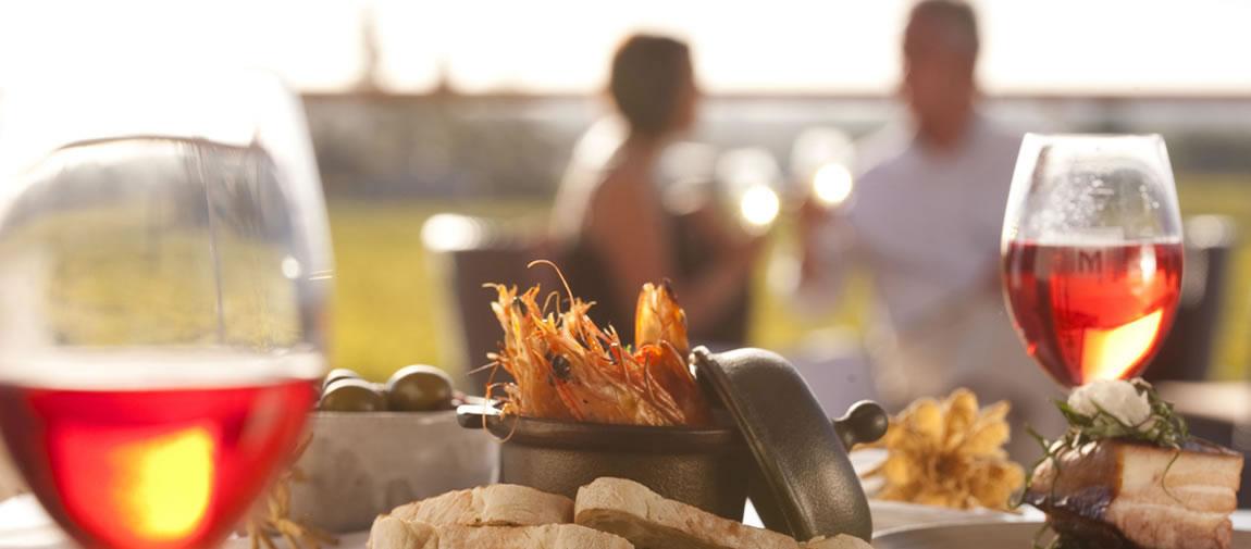 Fine dining in Barossa Valley