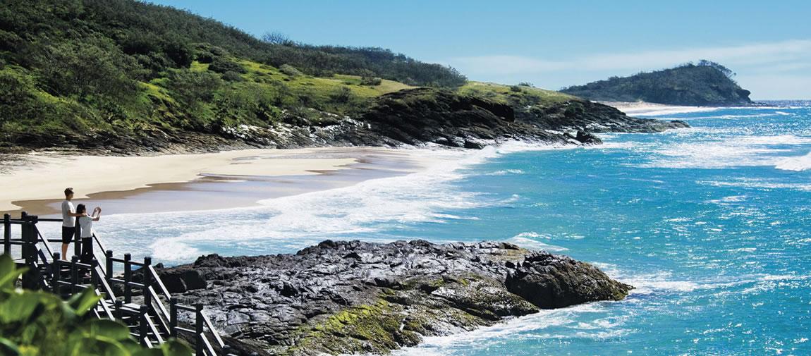 Scenic Fraser Island