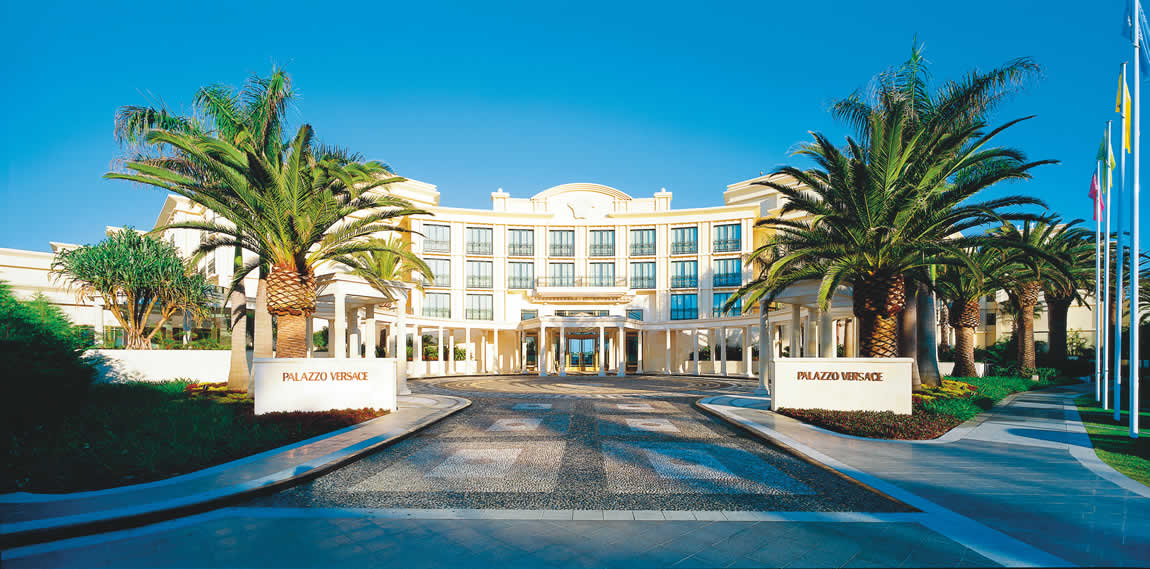 Palazzo Versace Hotel on the Gold Coast