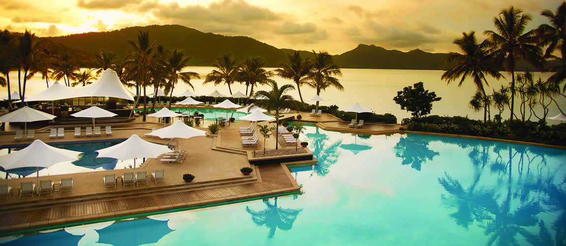 Hayman Island One & Only pool