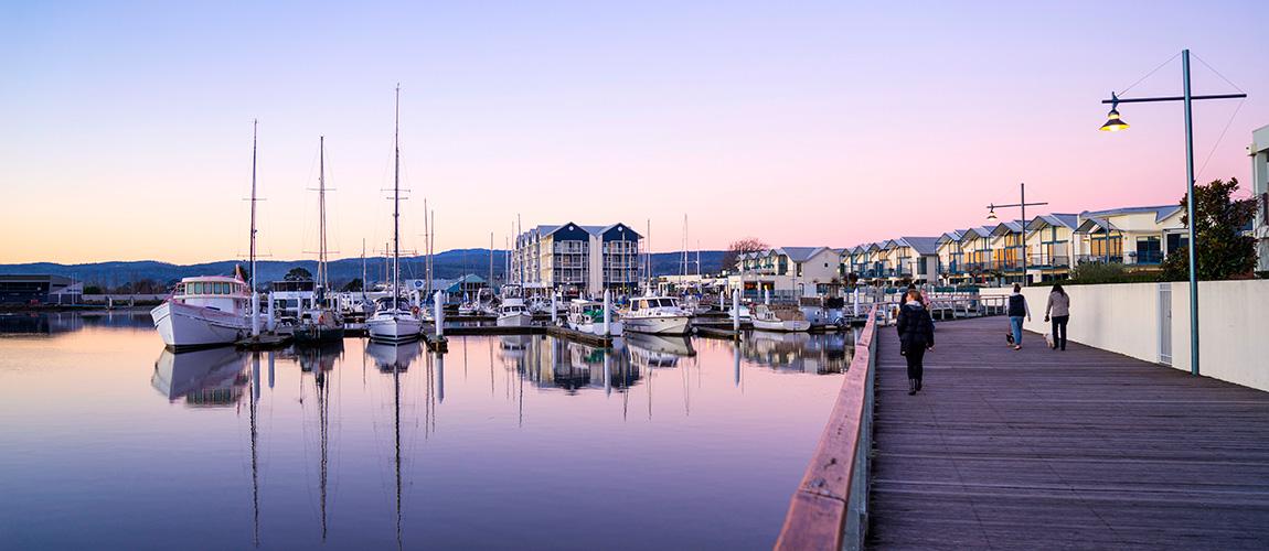 Launceston Marina