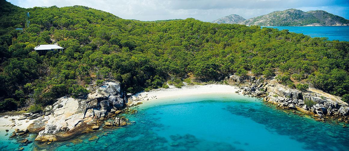 Lizard Island bay