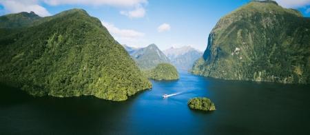 New Zealand voyage
