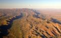a view of a canyon