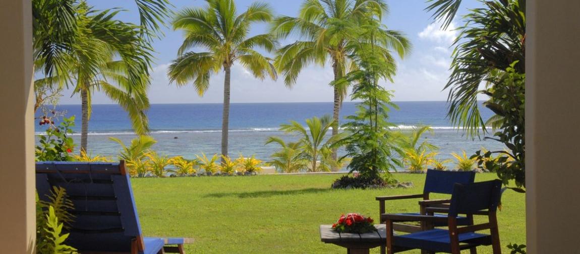 Sunset Resort Cook Islands Hotels Austravel