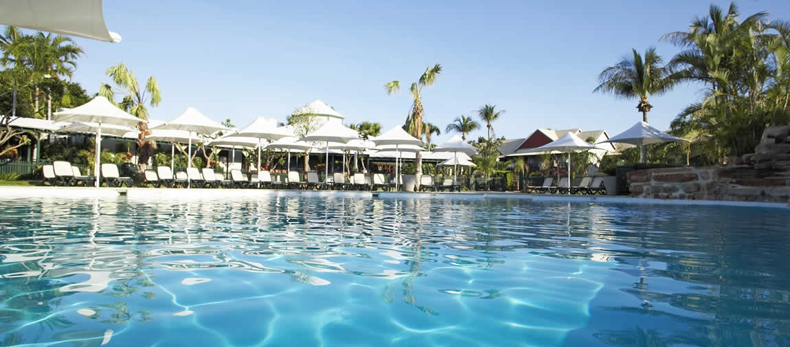 Cable Beach Club Resort & Spa, Broome Accommodation