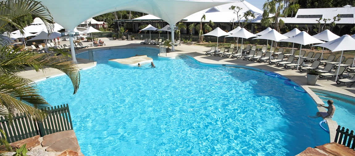 Cable Beach Club Resort   Broome Hotels   Austravel