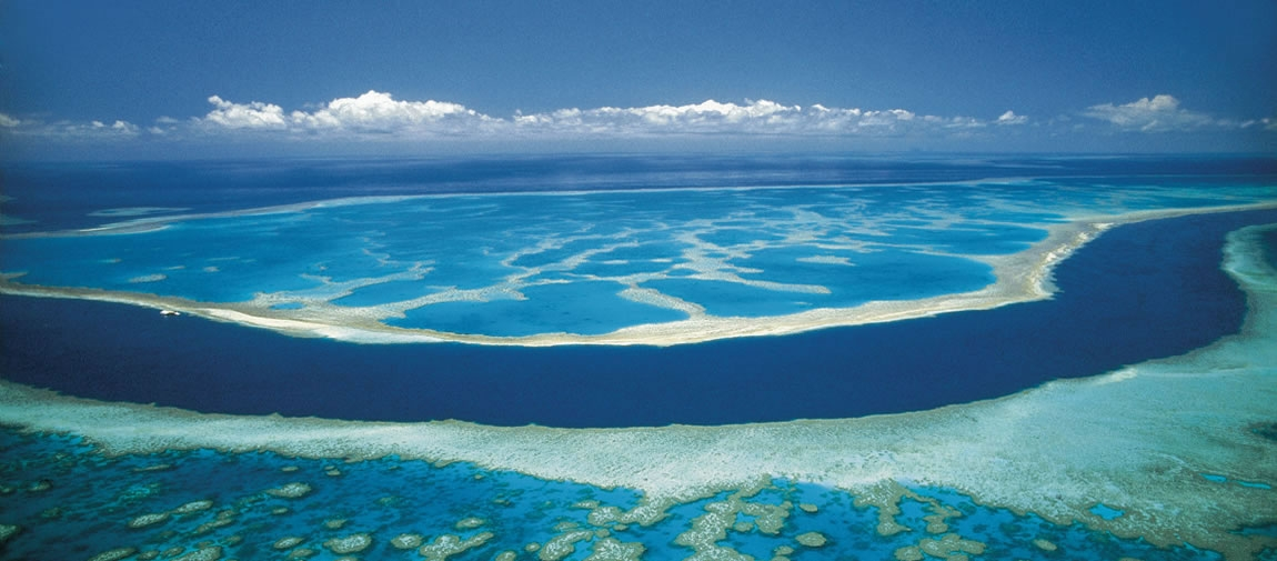Hardy Reef, Queensland