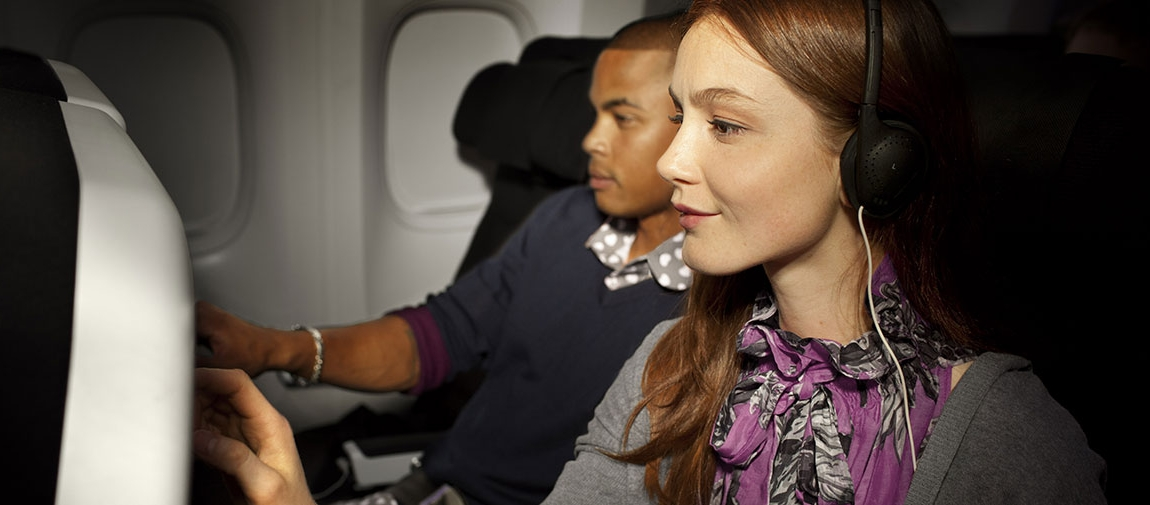 In-flight entertainment, Air New Zealand
