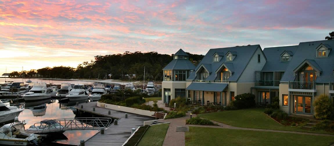 anchorage port stephens port stephens hotels austravel. Black Bedroom Furniture Sets. Home Design Ideas