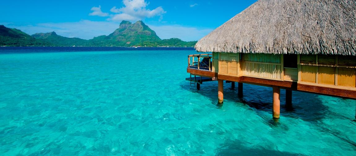 Tahitian island explorer